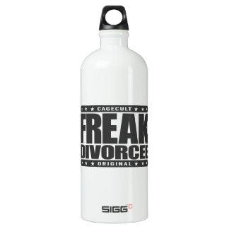 FREAK DIVORCEE - Beast Mode: Newly Divorced Wife Water Bottle