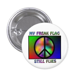 Freak Flag Pin