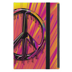 Freak Flag Psychedelic Hippy Couture Cover For Ipad Mini at Zazzle