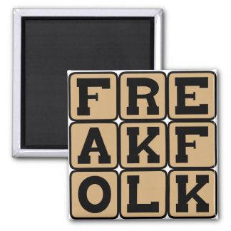 Freak Folk, Music Genre Magnets