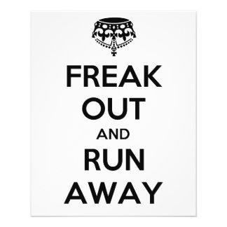 Freak hacia fuera el funcionamiento lejos guardan  tarjetón