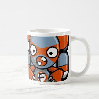 Freak Mascot Coffee Mug