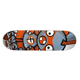 Freak Mascot Skateboard Decks