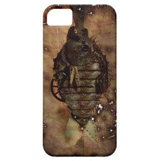 Freak Mech Fish Grunge Steam Punk iPhone SE/5/5s Case