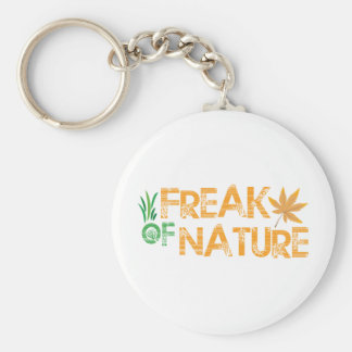 Freak of Nature Key Chains
