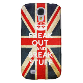 Freak Out And Break Stuff Casemate Case Galaxy S4 Covers