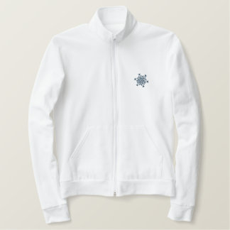 Freak out and Buy Milk and Bread Embroidered Jacket