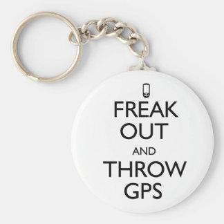 Freak Out Keychain