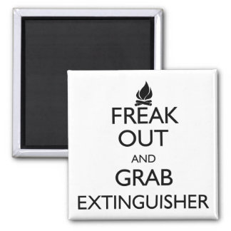 Freak Out Magnet