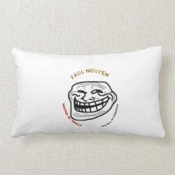 Freak out pillow