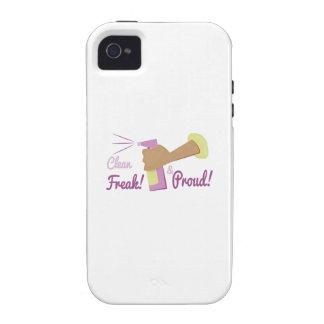 Freak! Proud! iPhone 4 Case