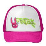 Freak Rabbit Girl Gorras De Camionero