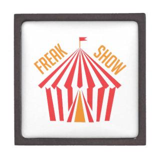 Freak Show Premium Trinket Box