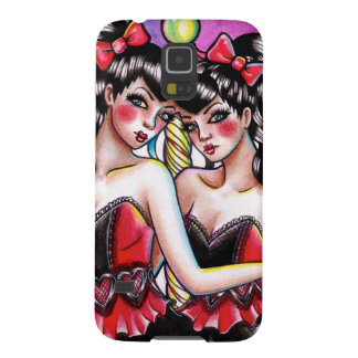 Freak Show Series - Conjoined Twins Galaxy S5 Cover
