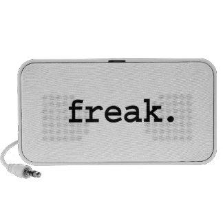 freak iPhone speaker