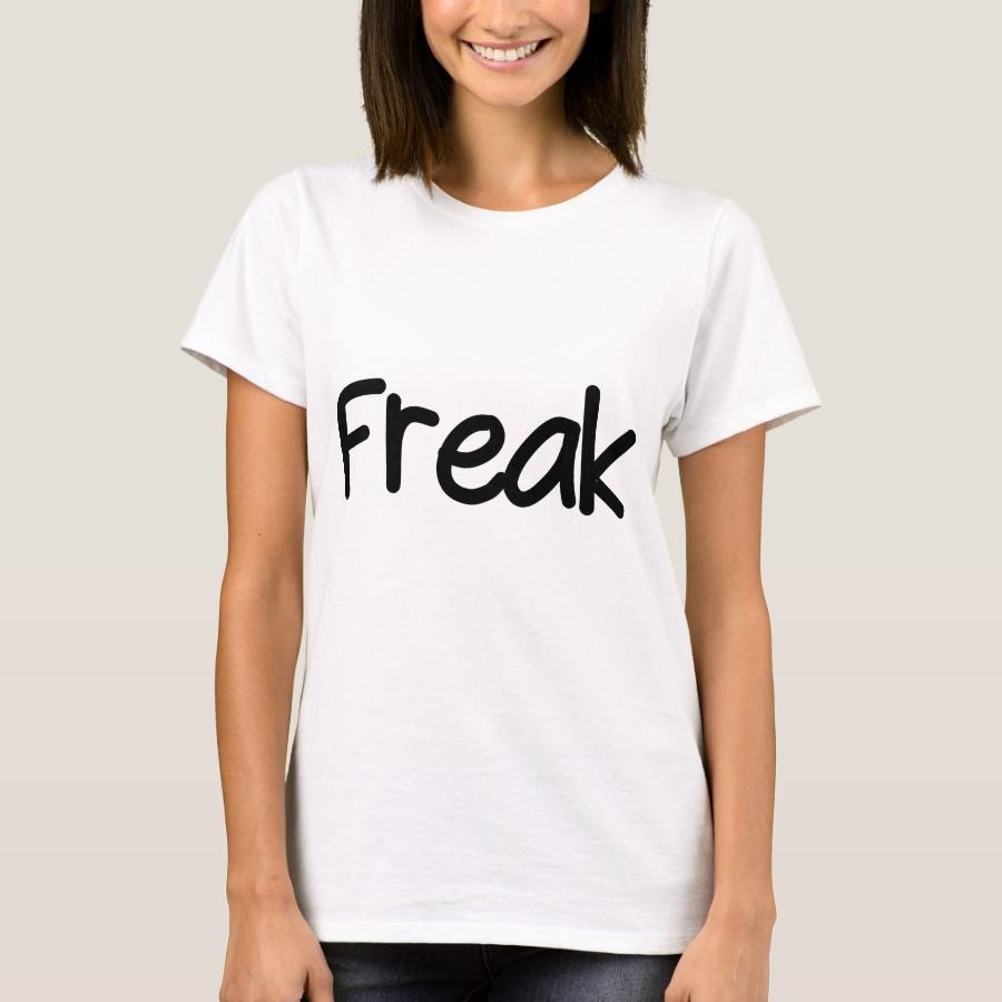 Freak T-Shirt - Best Selling Long-Sleeve Street Fashion Shirt Designs