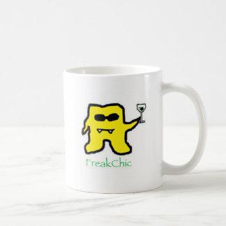 Freakchicyellow Coffee Mug