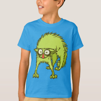Freaked out Cat T-Shirt
