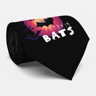 Freakin Bats Neck Tie