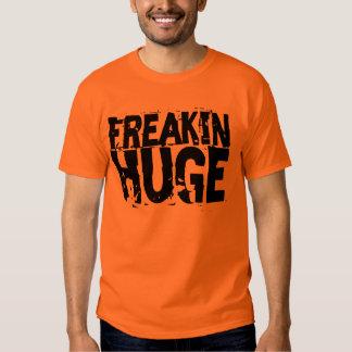 Freakin Huge Box Text T-Shirt