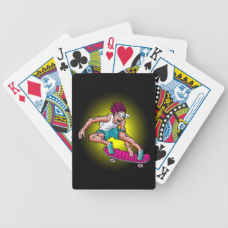 Freakin' Skater Products Bicycle Playing Cards