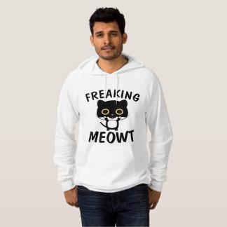 FREAKING MEOWT Funny CAT t-shirts & hoodies