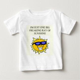 freaking ray of sunshine baby T-Shirt