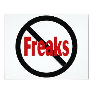 Freaks Card