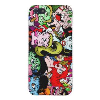Freaks & Geeks iPhone SE/5/5s Case