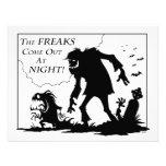 Freaks Invite