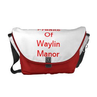 Freaks of Waylin Manor Messenger Bag