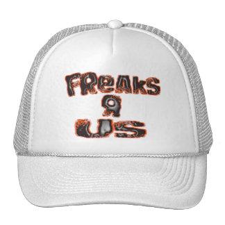 FREAKS R US TRUCKER HAT