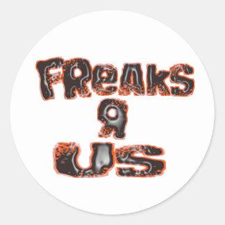 FreaksR Us Sticker