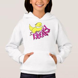 Freaky Bird Hoodie