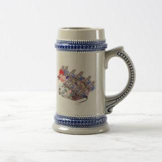 Freaky Frank Coffee Mugs