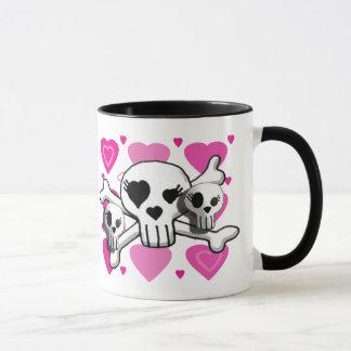 Freaky friends mug
