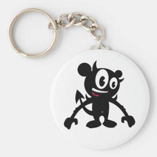 Freaky Monster Keychain