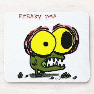 Freaky Pea Mousepad