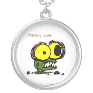 Freaky Pea Necklace