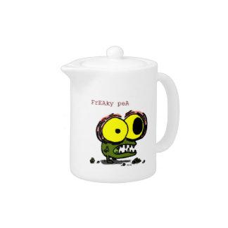 Freaky Pea Teapot