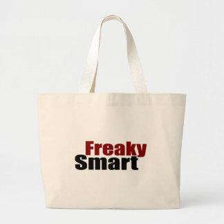 Freaky Smart Tote Bag