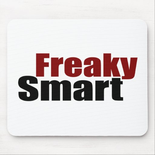 Freaky Smart Mouse Pad