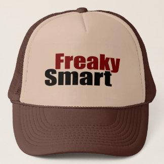 Freaky Smart Trucker Hat