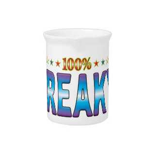 Freaky Star Tag v2 Drink Pitchers