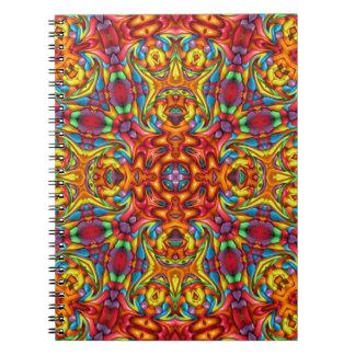 Freaky Tiki Notebook