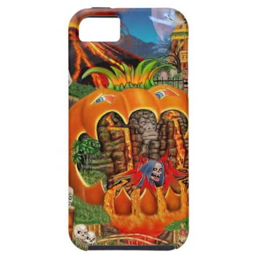 FREAKY TIKI TOMBS iPhone 5 CASE