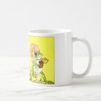 Freckle Frog Mug