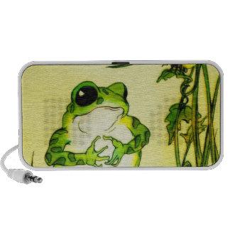 Freckle Frog Travel Speakers