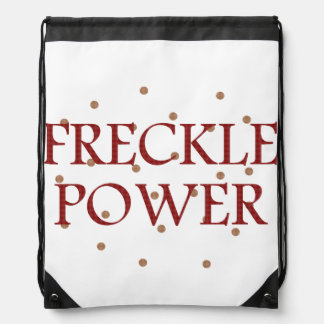 Freckle Power Backpack