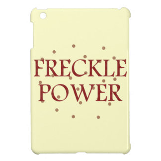 Freckle Power Cover For The iPad Mini